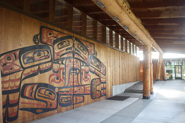 Port gamble sklallam tribe house of knowledge complex altavistaventures Choice Image